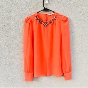 Zara Beaded Shirt